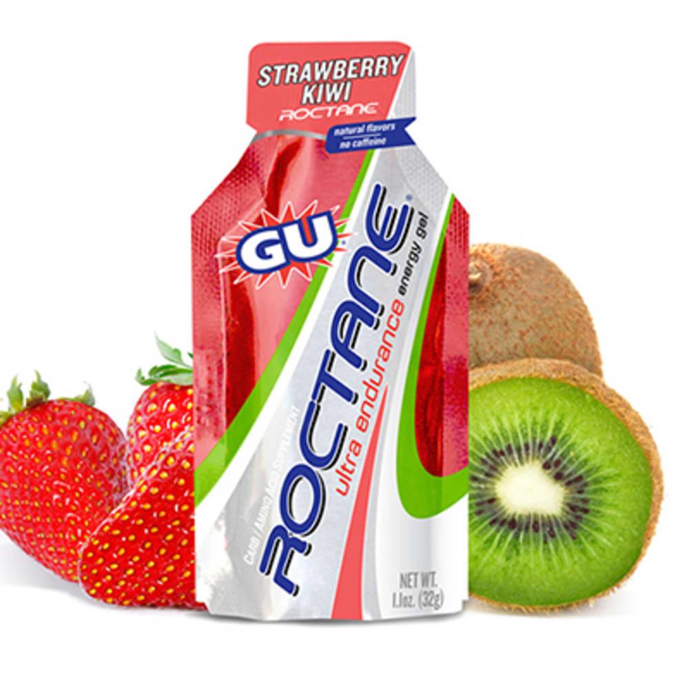 GU Roctane Energy Gel - STRAWBERRY/KIWI