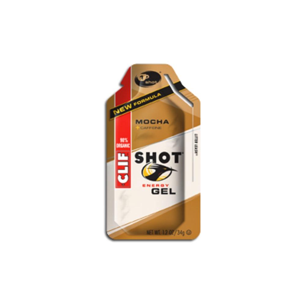 CLIF Shot Gels, Various Flavors - MOCHA