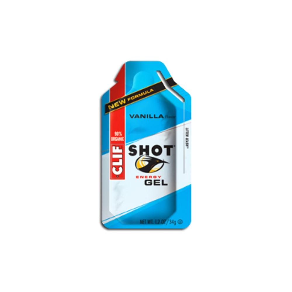 CLIF Shot Gels, Various Flavors - VANILLA