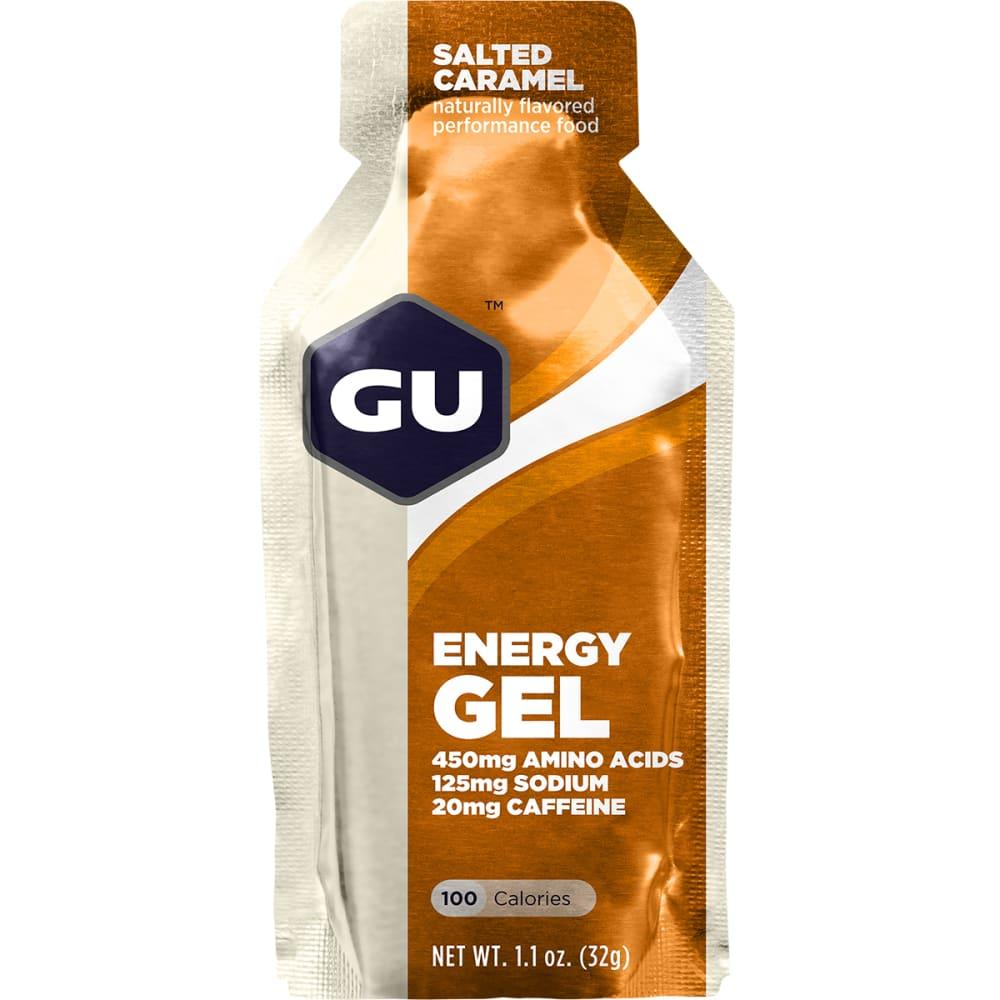 GU 1.1 oz. Energy Gel - SALTED CARAMEL