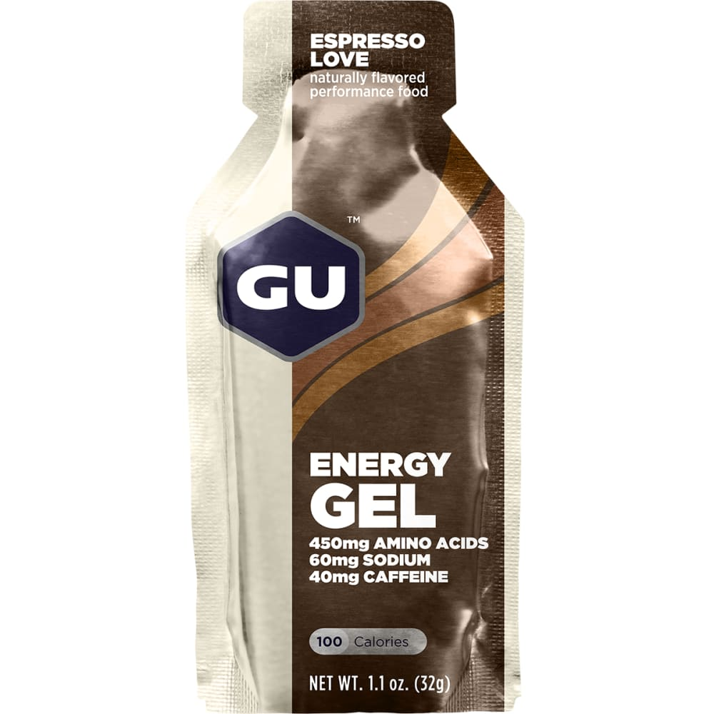 GU 1.1 oz. Energy Gel - ESPRESSO