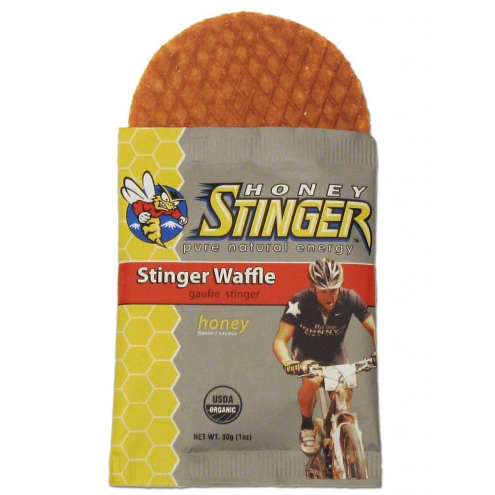 HONEY STINGER Honey Organic Stinger Waffles, Box of 16 - HONEY