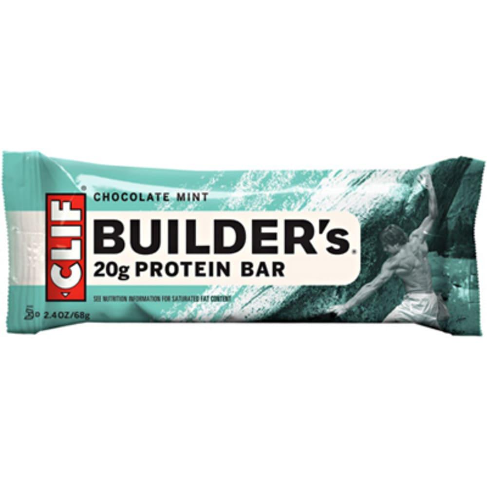 CLIF Builder Energy Bar - CHOCLATE MINT/160044