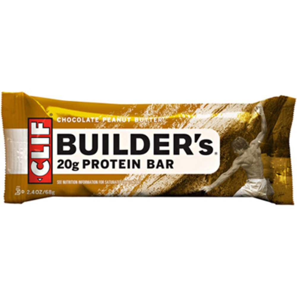 CLIF Builder Energy Bar - CHOCOLATE PB/160041