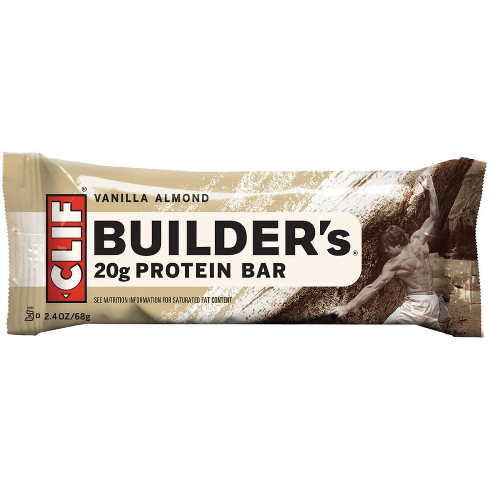 CLIF Builder Energy Bar - VANILLA ALMOND/16004