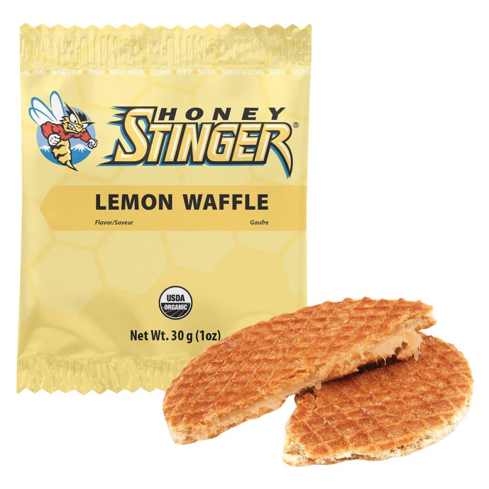 HONEY STINGER Lemon Organic Stinger Waffle - LEMON