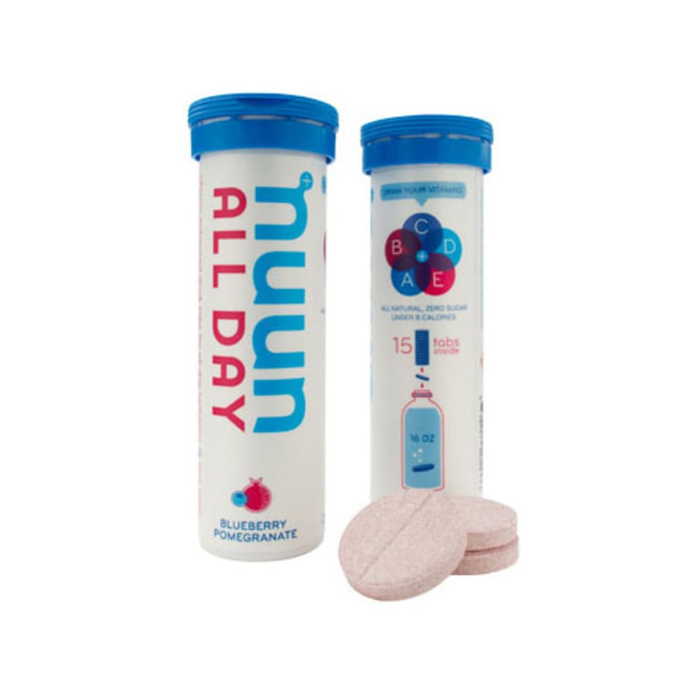 NUUN All Day Hydration Tabs - BLUEBERRY/POMEGRANTE