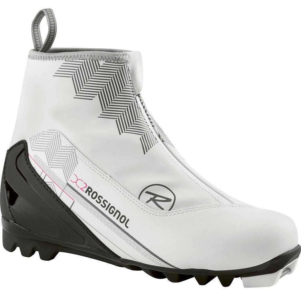 ROSSIGNOL Women's X-2 FW NNN Ski Boots - WHITE