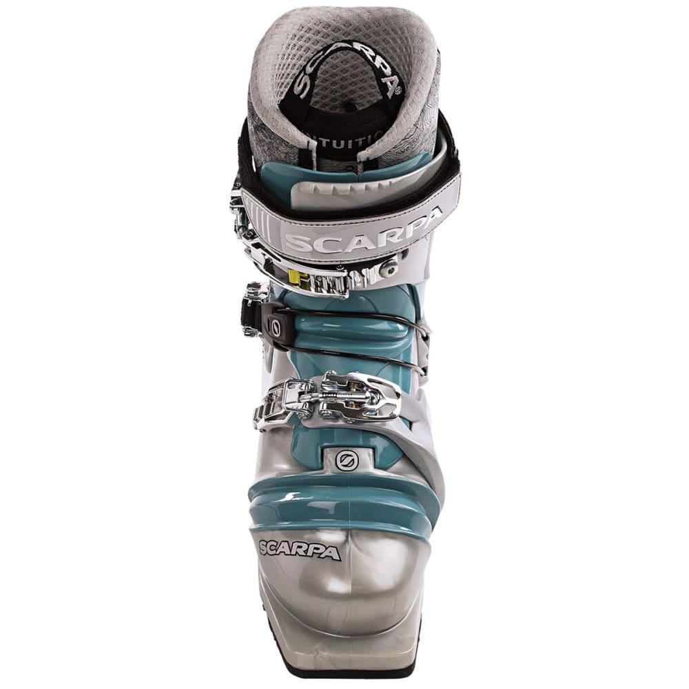 SCARPA Women's T2 Eco Ski Boots - BLUE