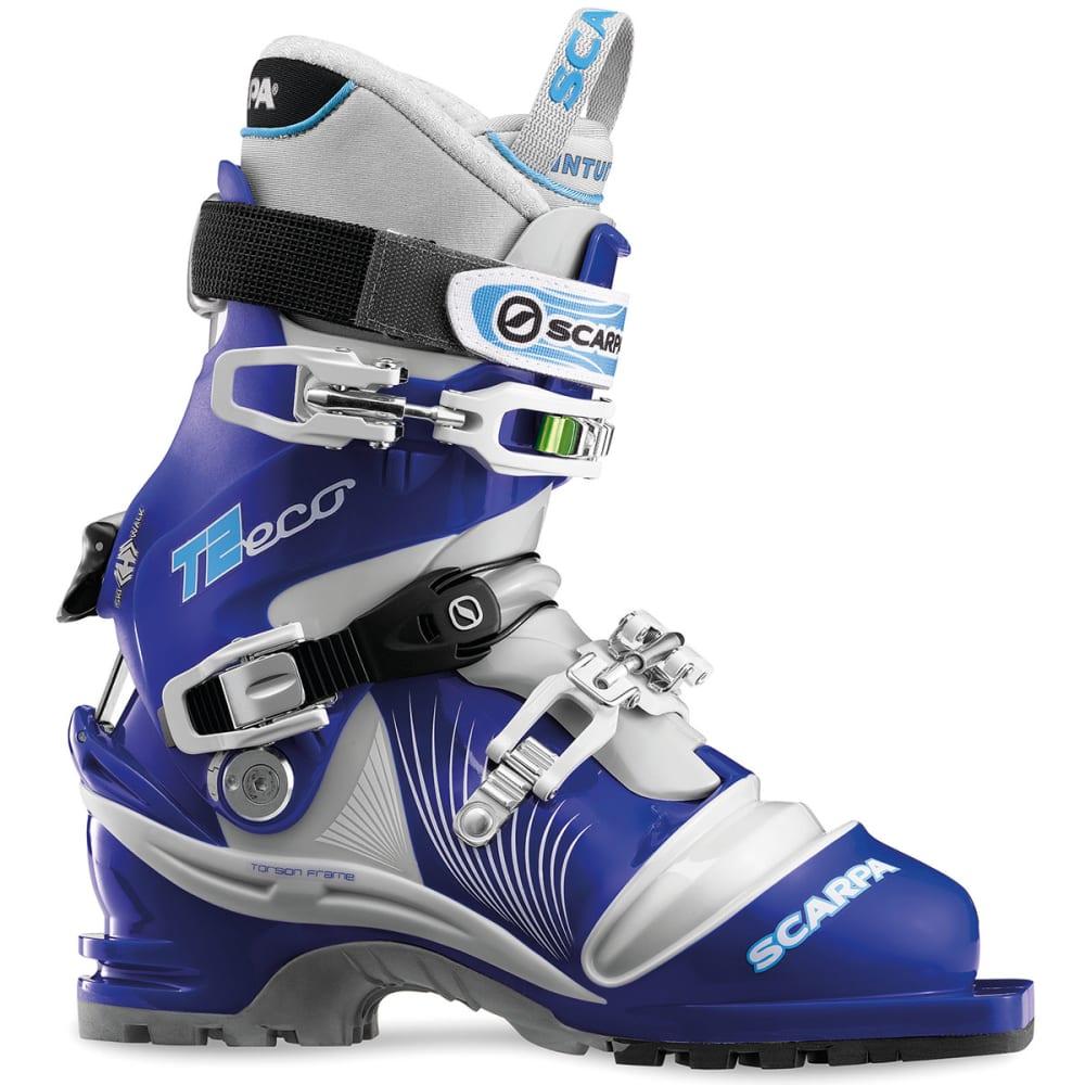 SCARPA Women's T2 Eco Ski Boots 23.5