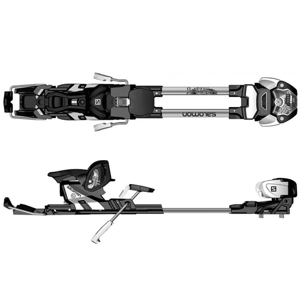 SALOMON Guardian 13 Ski Binding 115 Brake, LG