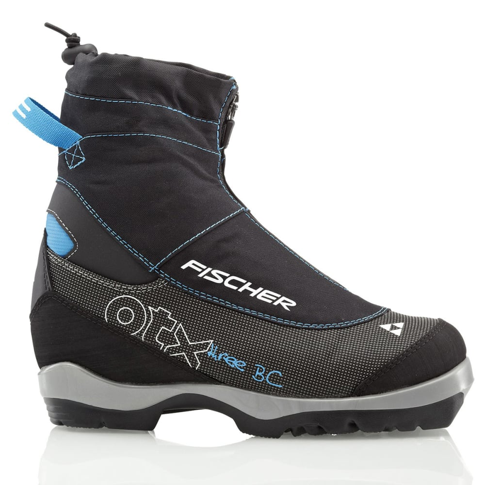 FISCHER Women's My Style Offtrack 3 BC Ski Boots - BLACK/TURQUOISE