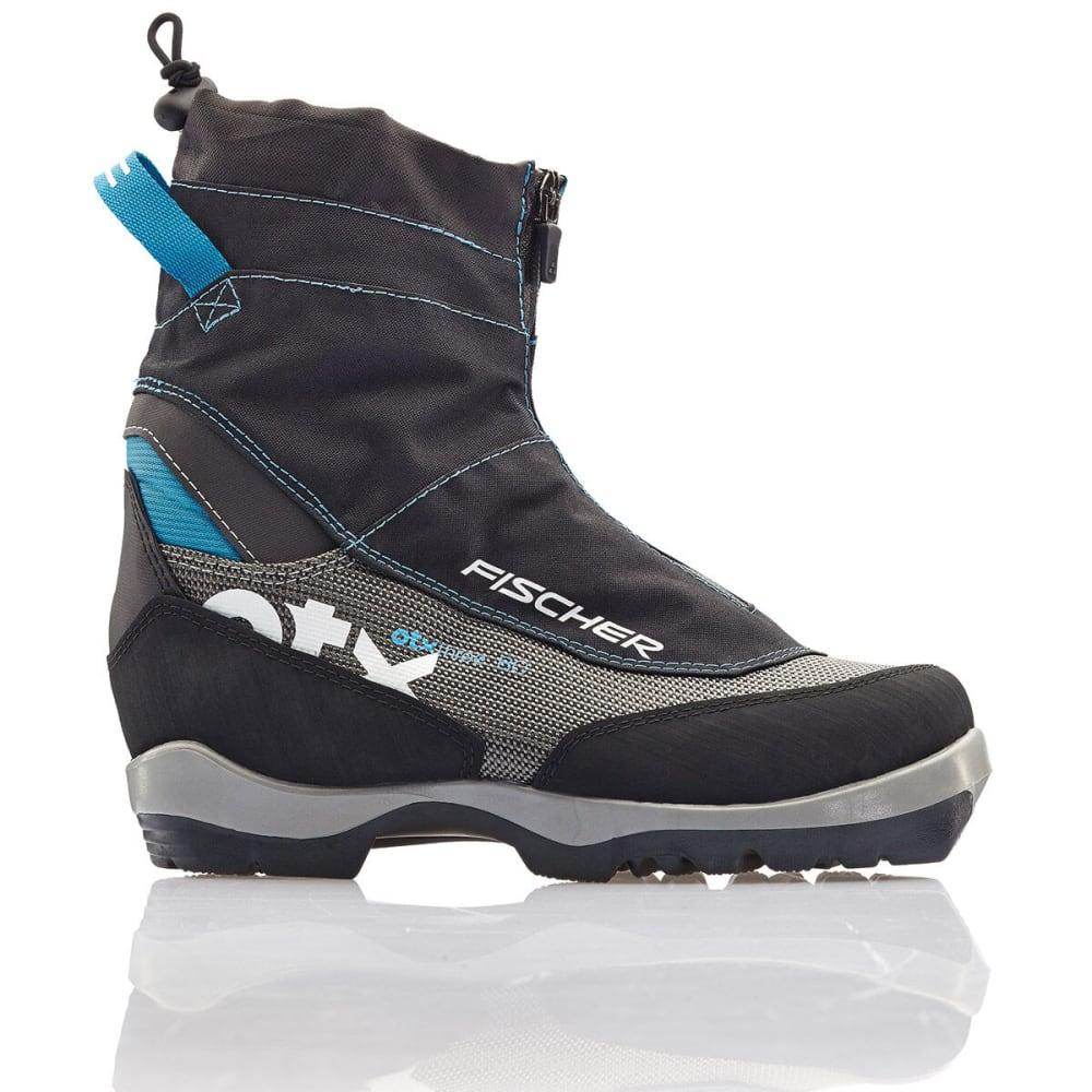 FISCHER Women's Offtrack 3 BC My Style Ski Boots - BLACK/BLUE