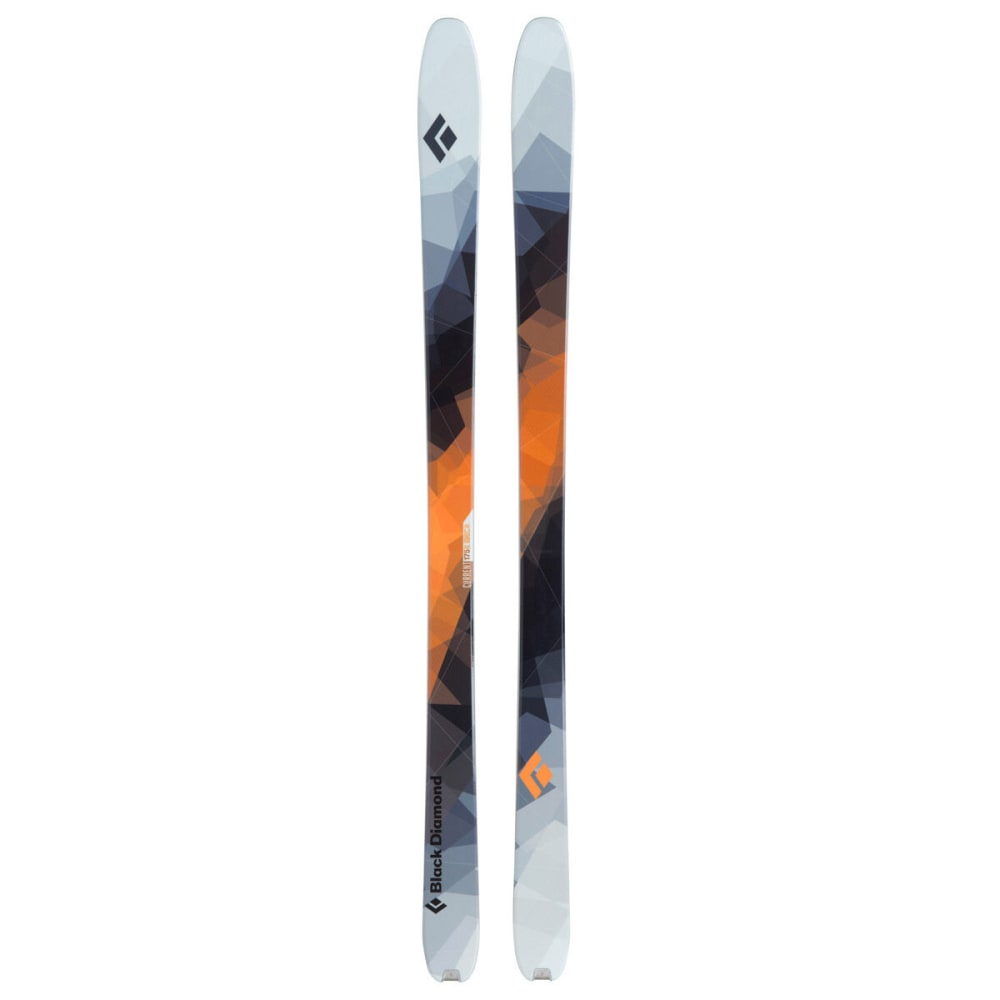 BLACK DIAMOND Current Skis - ORANGE