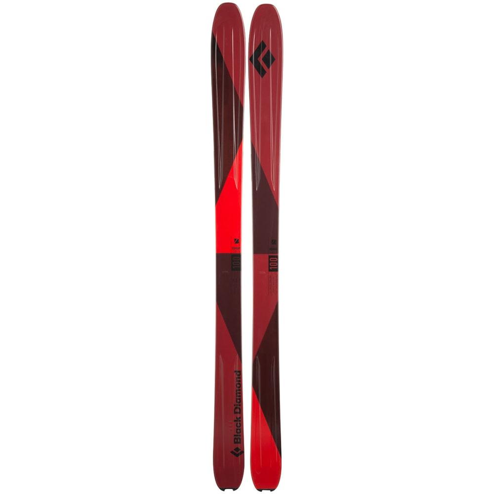 BLACK DIAMOND Boundary 100 Skis - RED
