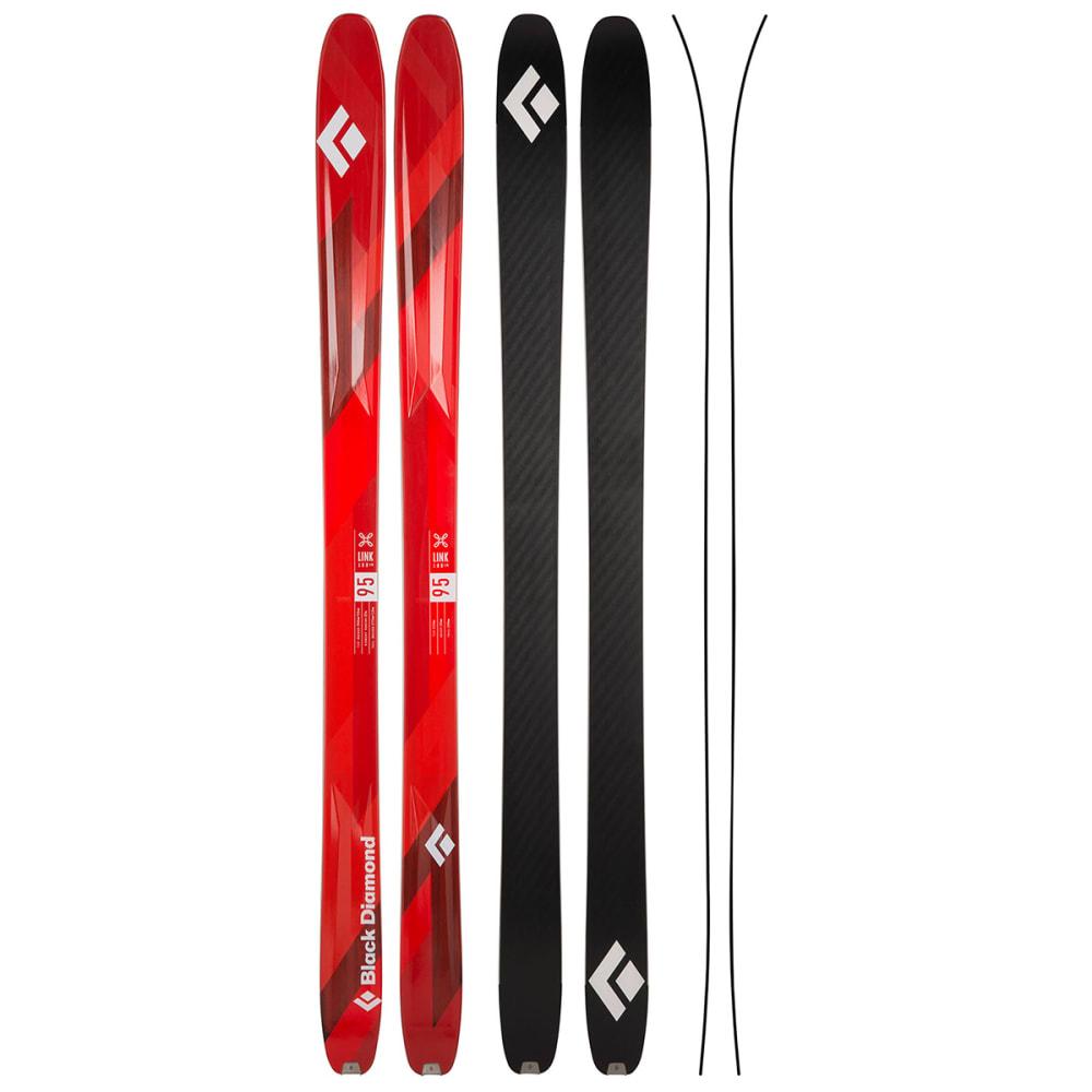 BLACK DIAMOND Link 95 Skis - RED