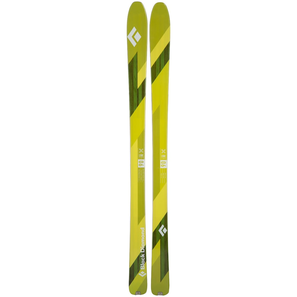 BLACK DIAMOND Link 90 Skis - GREEN