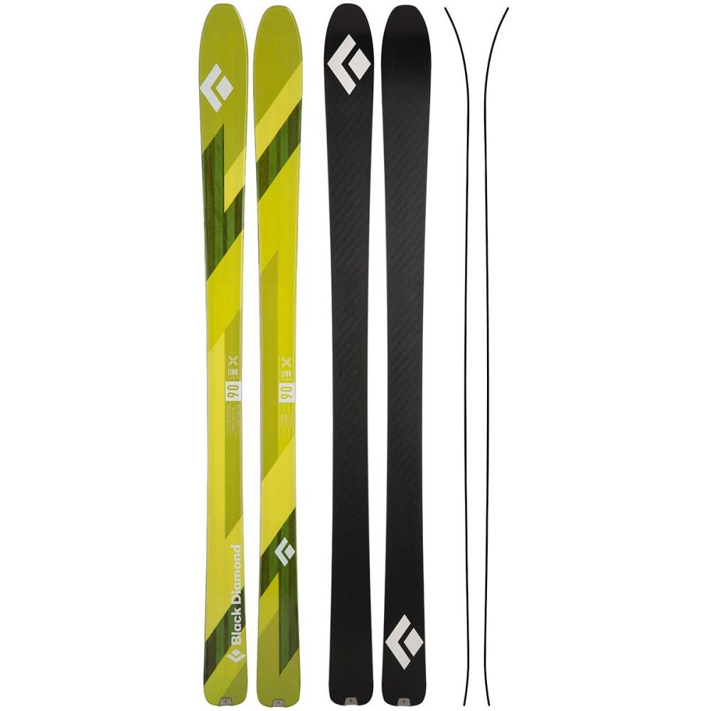 BLACK DIAMOND Link 90 Skis - GREEN