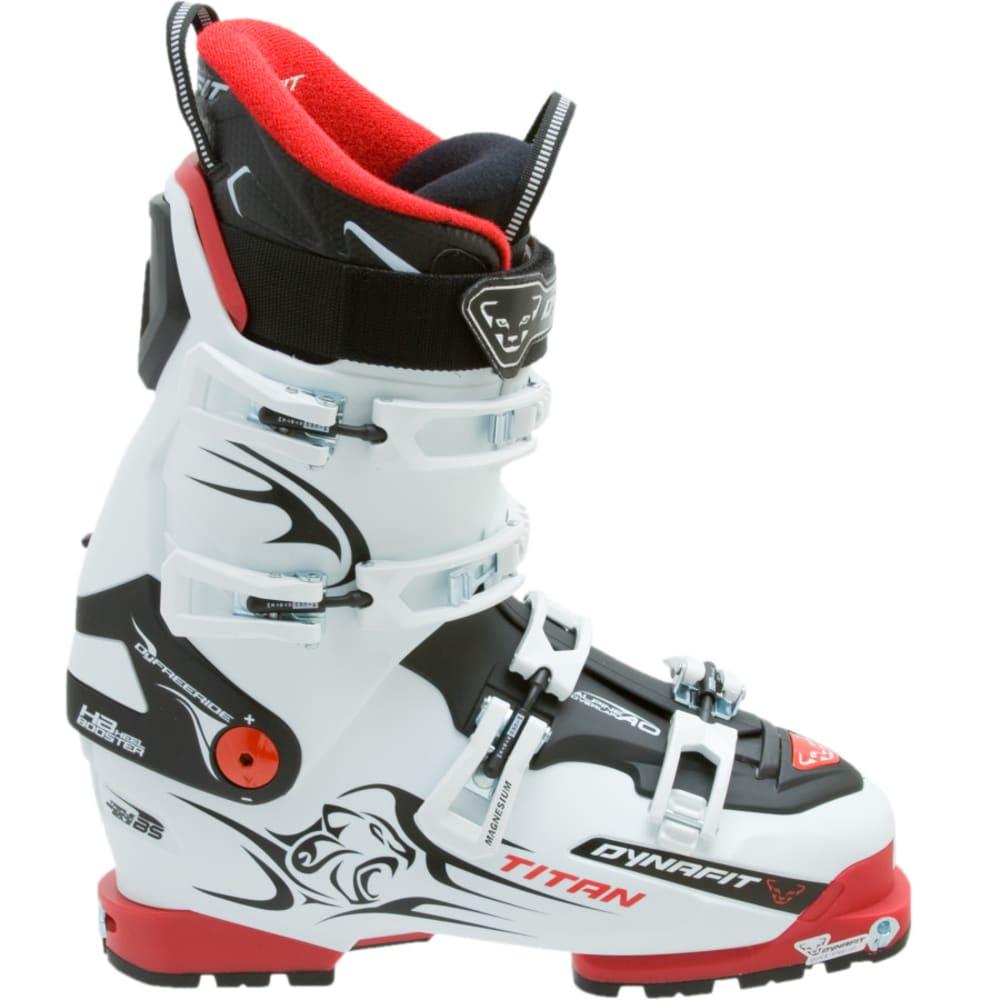 DYNAFIT Men's Titan TF-X Ski Boots - WHITE/RED