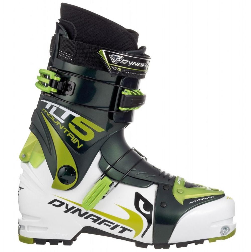 DYNAFIT TLT 5 Mountain TF-X Ski Boots - WHITE/GREEN