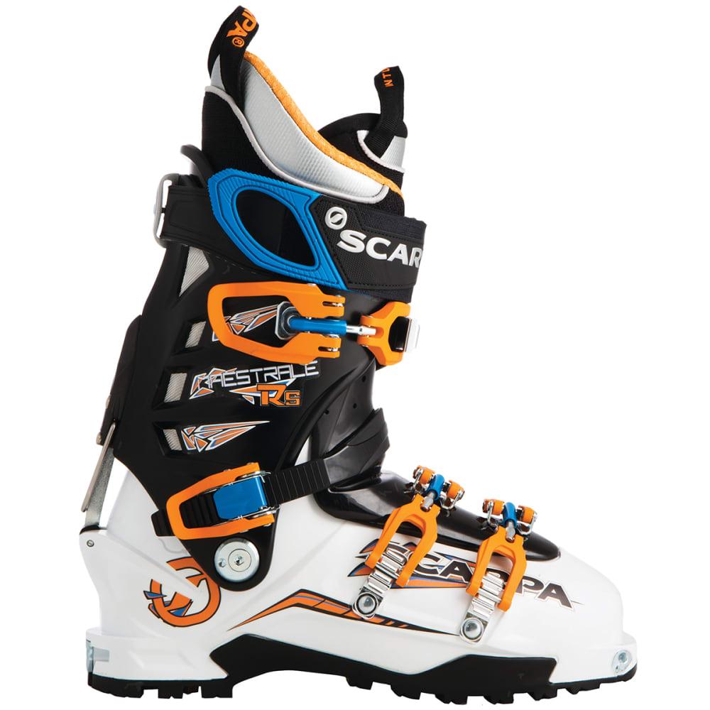 SCARPA Men's Maestrale RS Randonee Boots - BLACK/WHITE