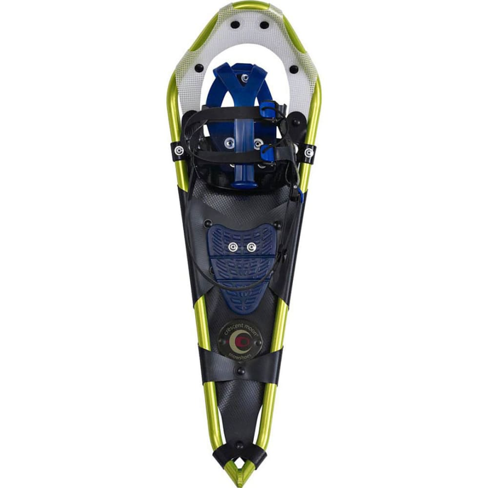 CRESCENT MOON Men's Gold Series 12 Running Snowshoes - NONE