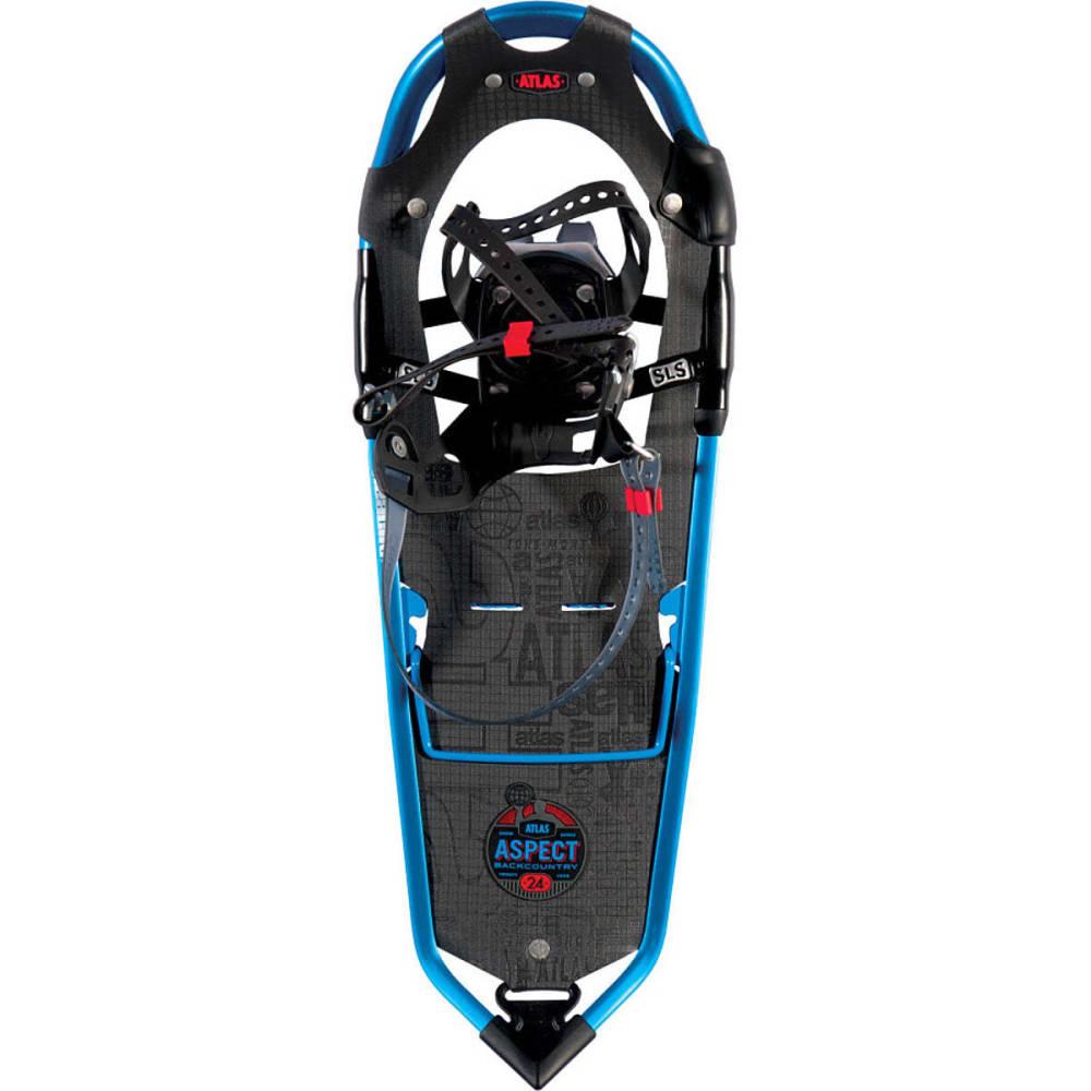 ATLAS Men's Aspect 24 Snowshoes - NONE