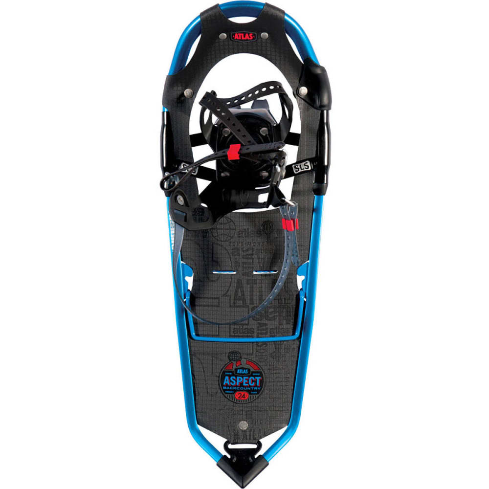 ATLAS Men's Aspect 28 Snowshoes - NONE