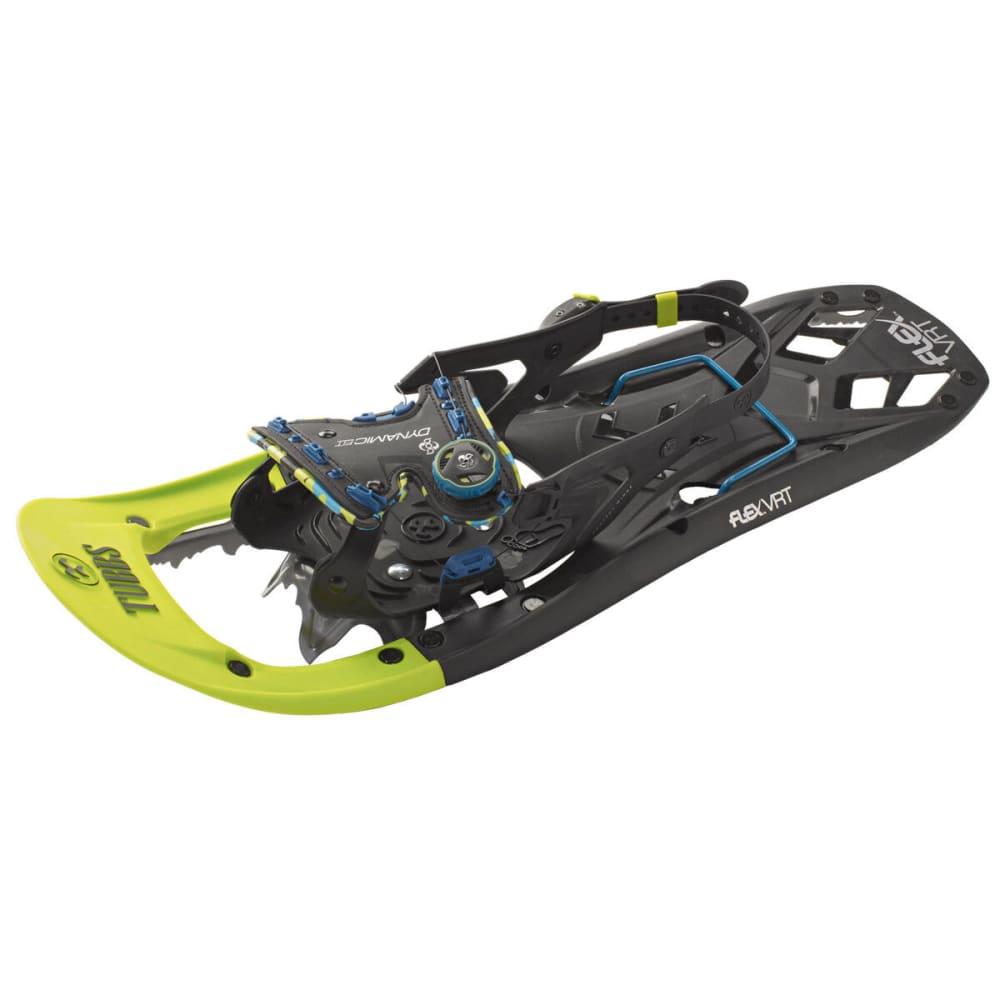 TUBBS Men's Flex VRT 24 Snowshoes - BLACK/CITRON