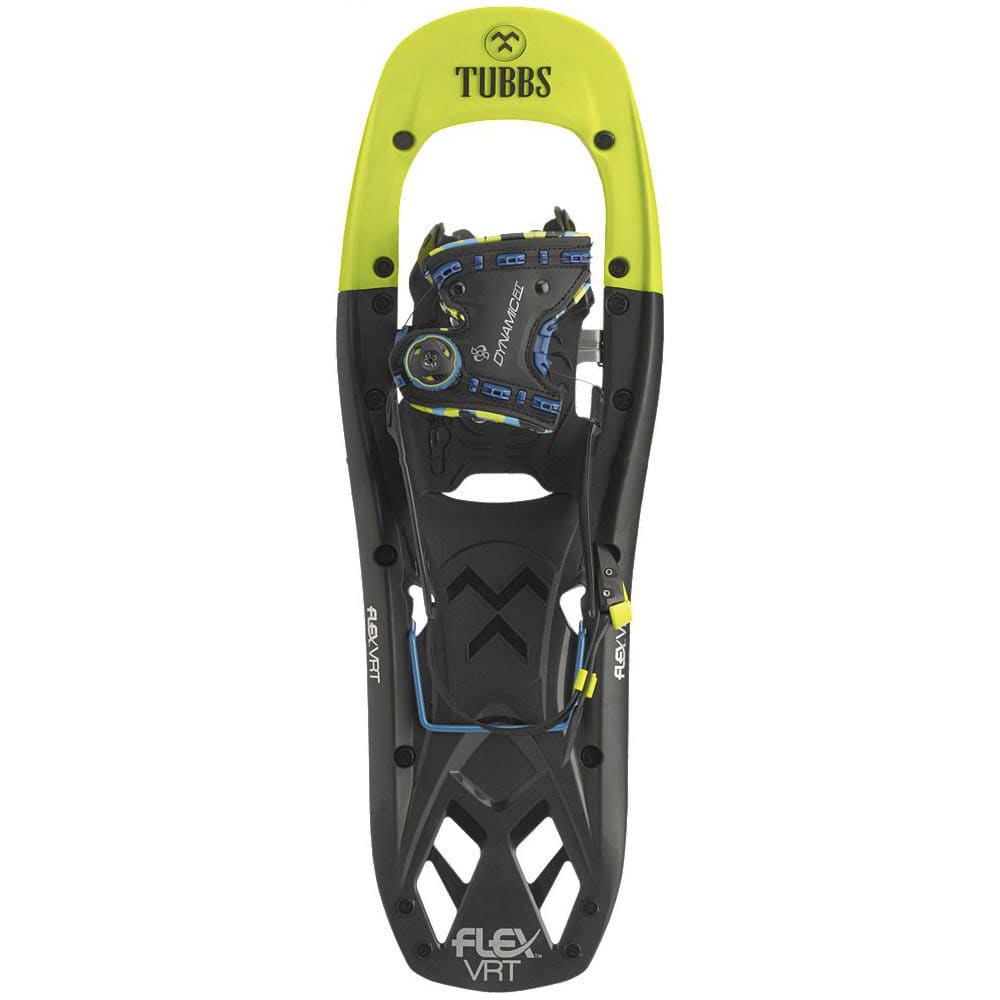 TUBBS Men's Flex VRT 28 Snowshoes - BLACK/CITRON