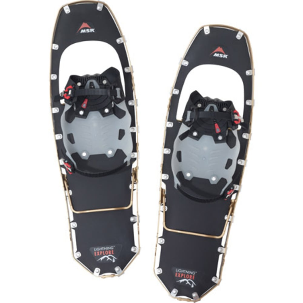 MSR Men's Lightning™ Explore 25 Snowshoes  - BRASS