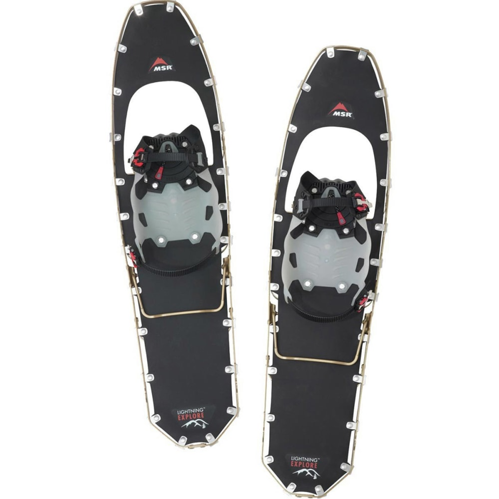 MSR Men's Lightning Explore 30 Snowshoes  - BRASS