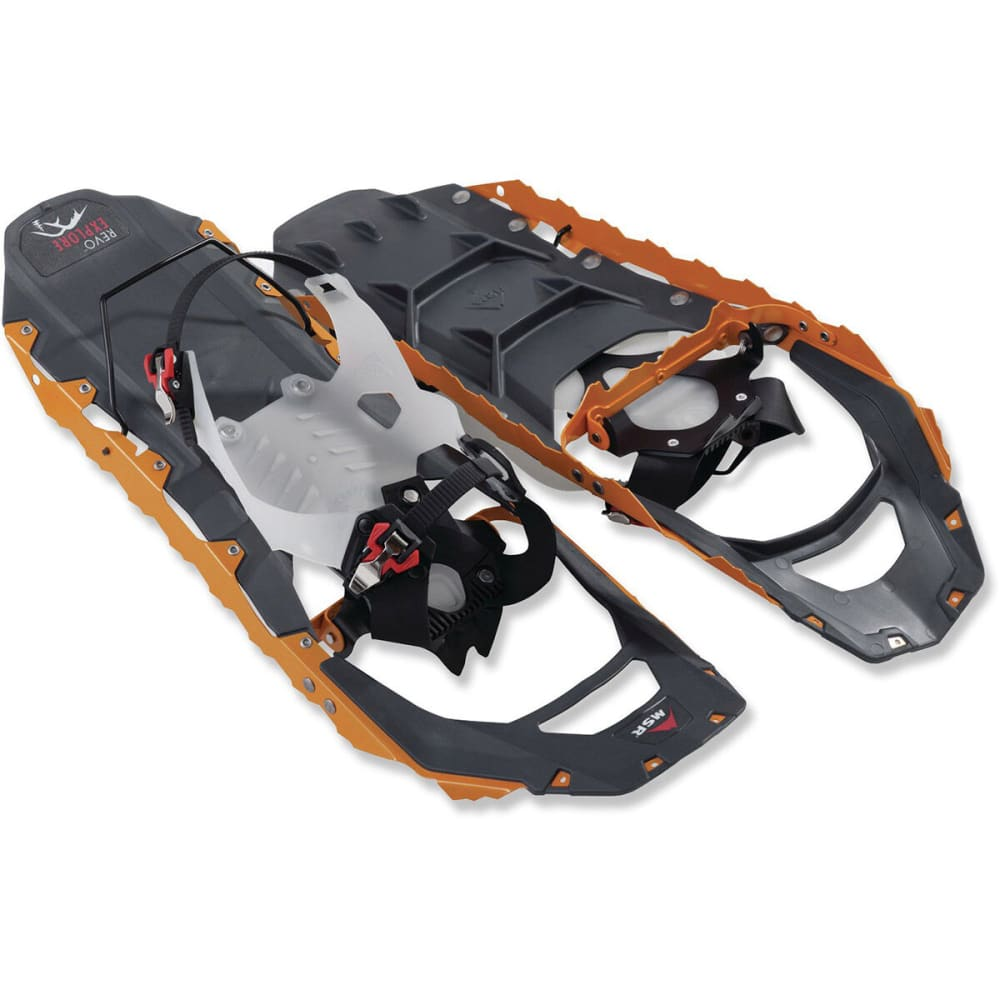 MSR Men's Revo Explore 22 Snowshoes   - ORANGE