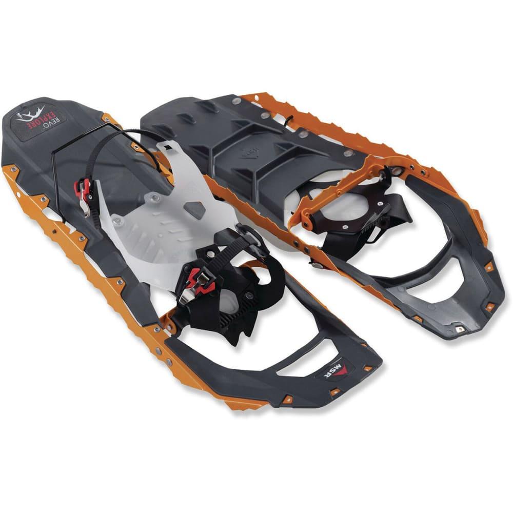 MSR Men's Revo Explore 22 Snowshoes - ORANGE