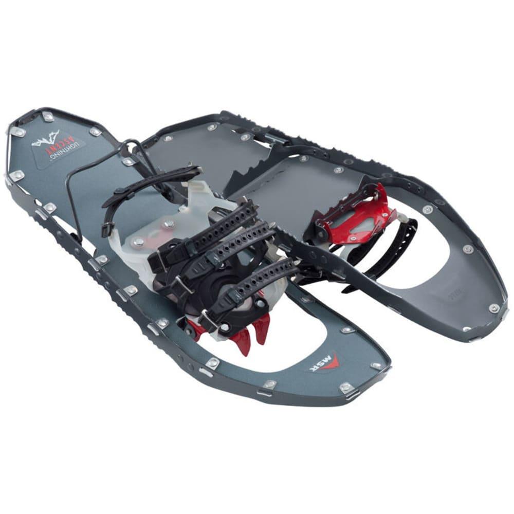 MSR Women's Lightning Ascent 22 Snowshoes, Gunmetal - GUNMETAL