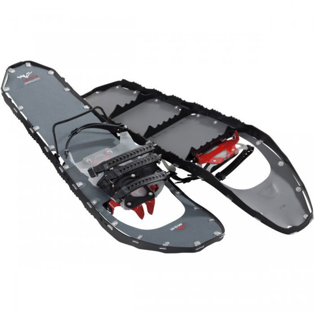 MSR Men's Lightning Ascent 25 Snowshoes, - BLACK