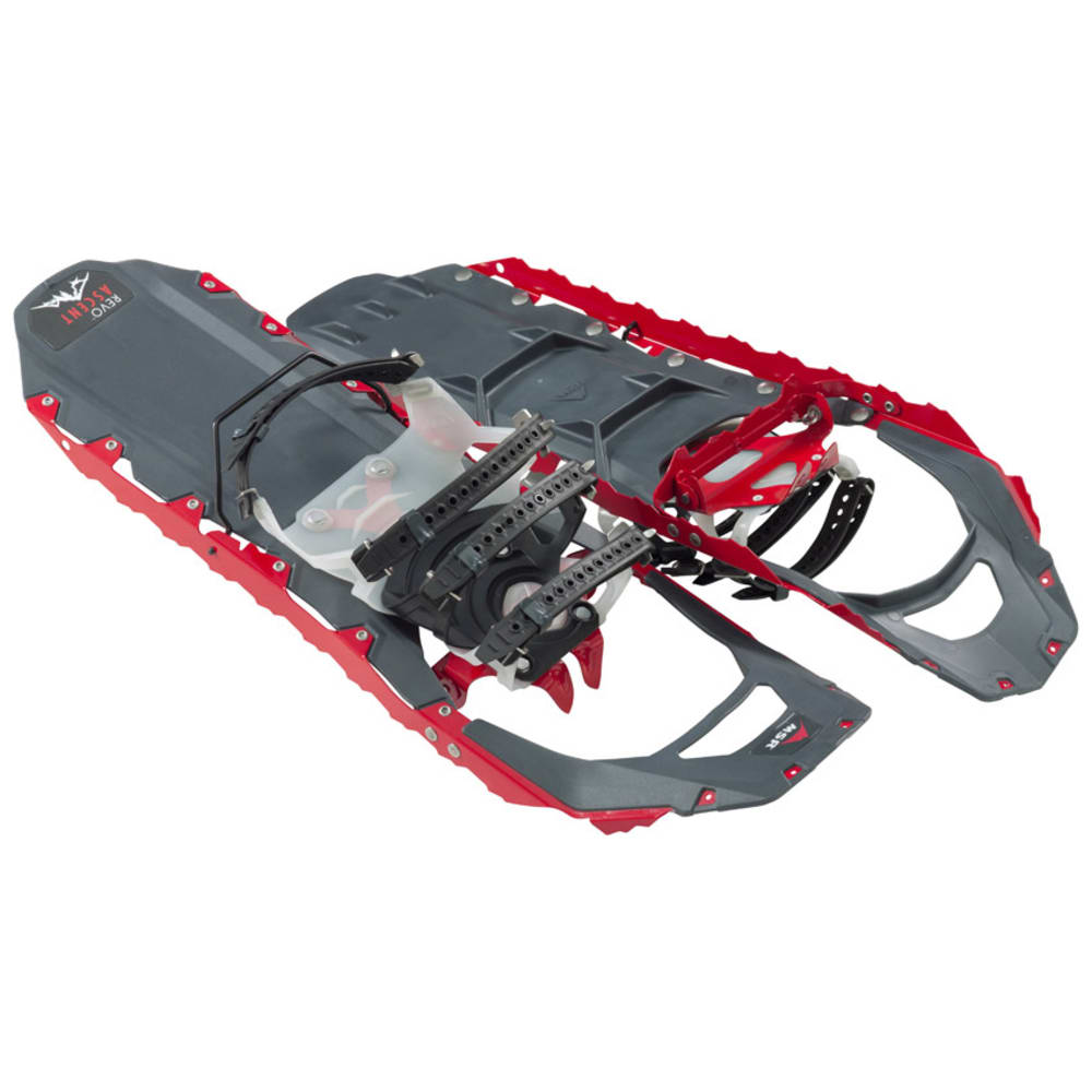 MSR Men's Revo Ascent 25 Snowshoes, Red  - RED