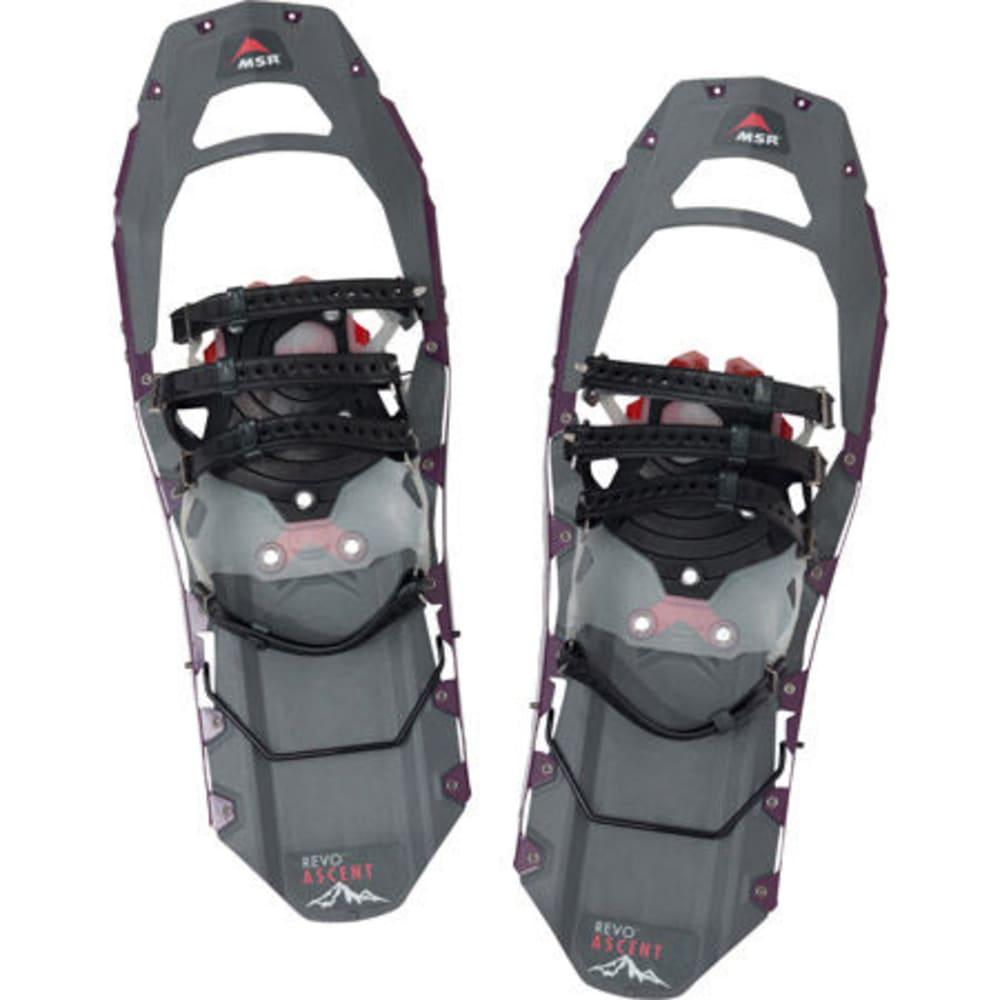 MSR Women's Revo Ascent 22 Snowshoes, Purple NO SIZE