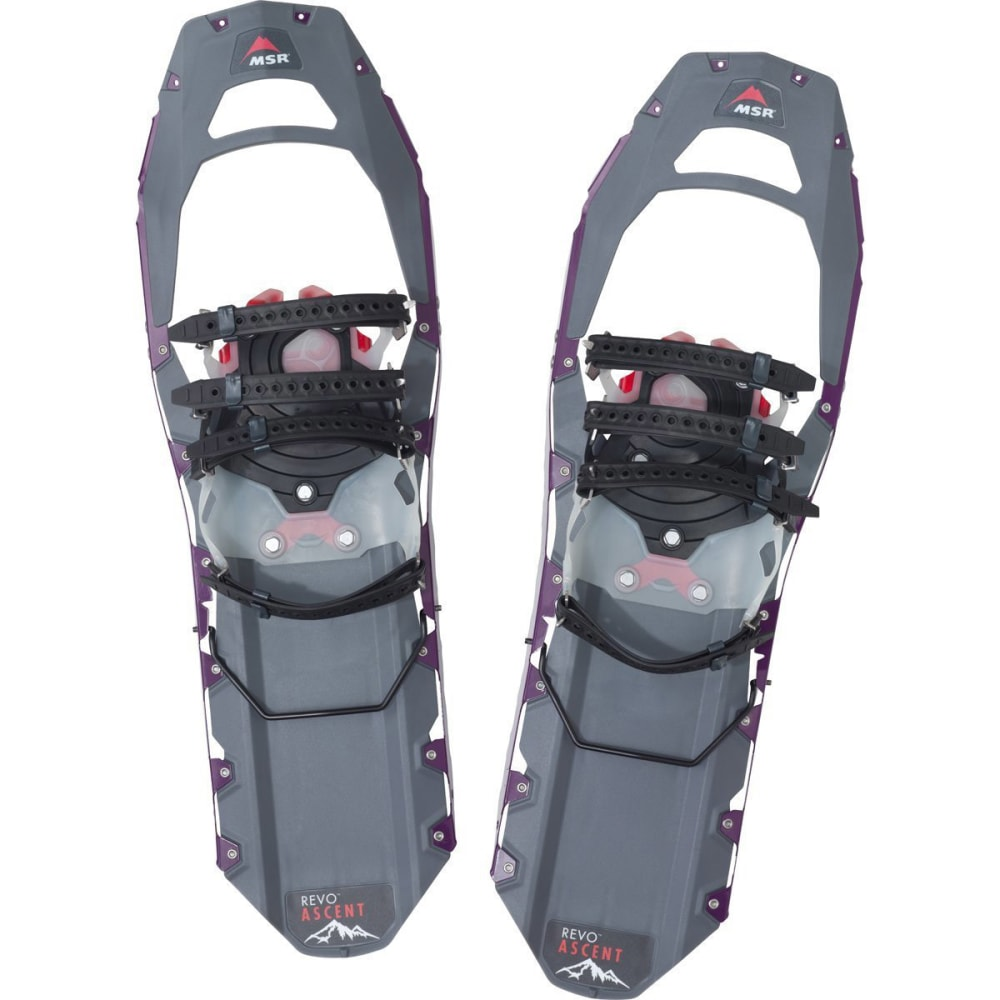 MSR Women's Revo Ascent 25 Snowshoes, Purple  - PURPLE