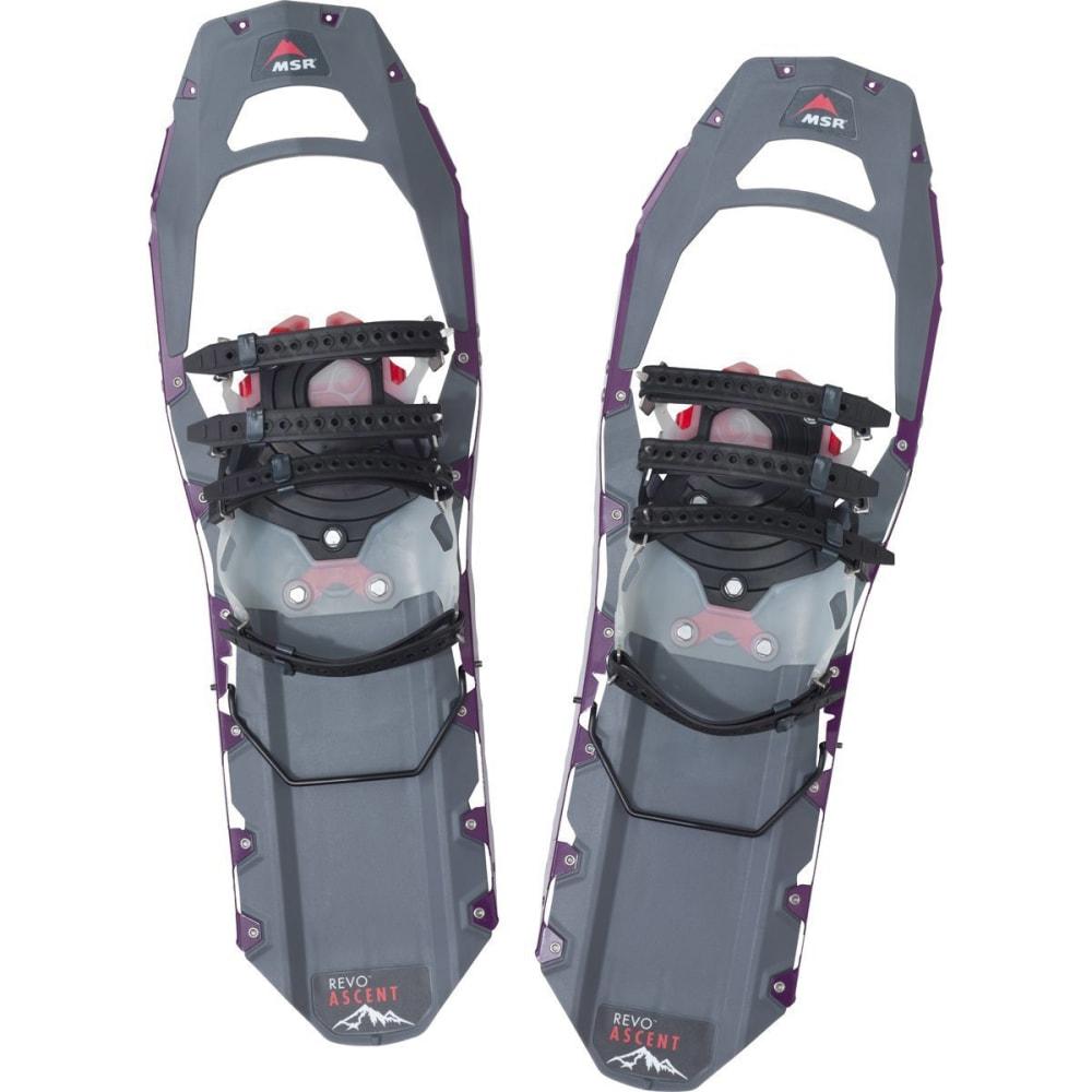 MSR Women's Revo Ascent 25 Snowshoes, Purple - PURPLE