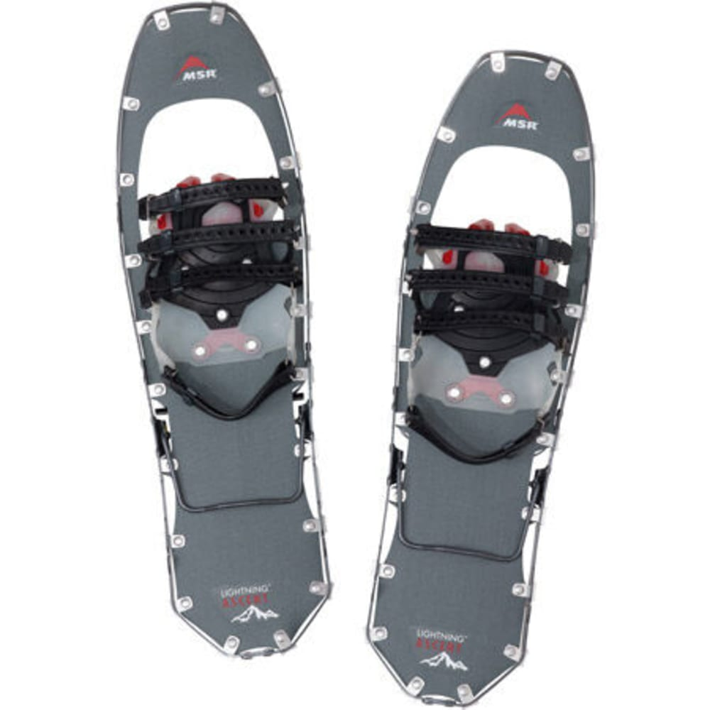 MSR Women's Lightning Ascent 25 Snowshoes, Gunmetal?? - GUNMETAL