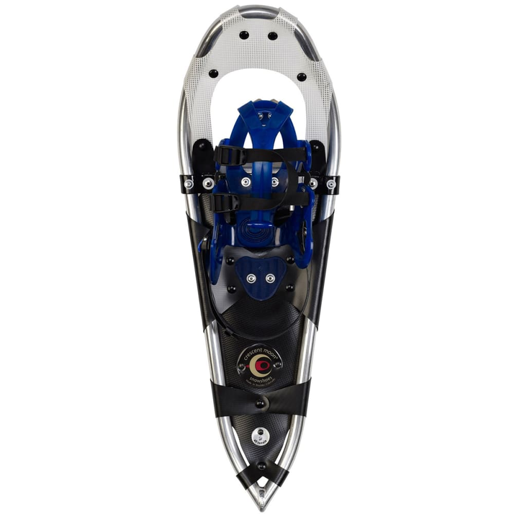 CRESCENT MOON Silver 9 Trail Snowshoes  - SILVER