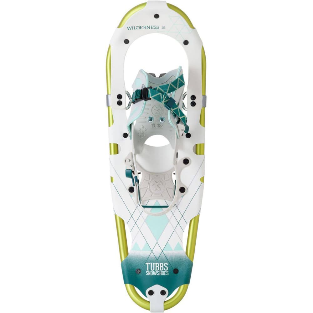 TUBBS Women's Wilderness 25 Snowshoes - NONE