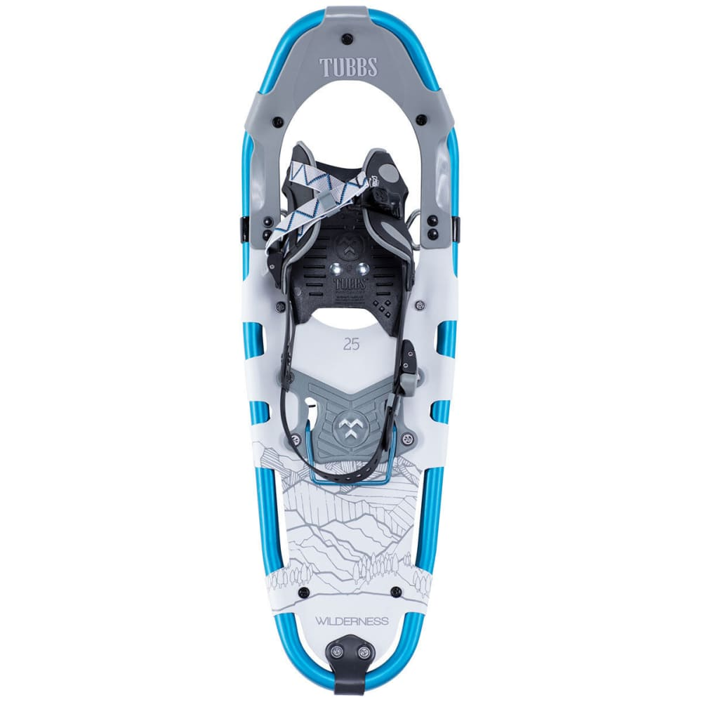 TUBBS Men's Wilderness 30 Snowshoes - NONE