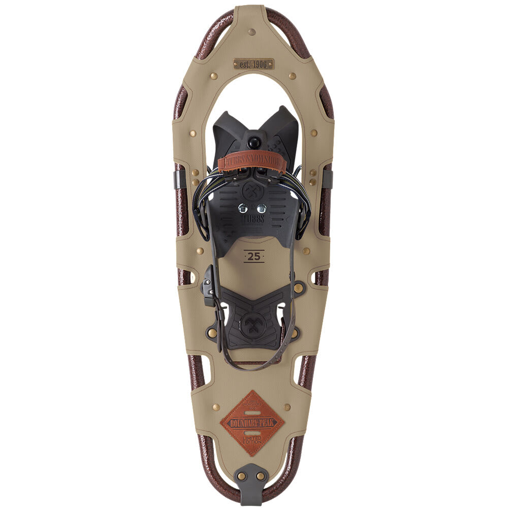 TUBBS Men's Boundary Peak 25 Snowshoes  - NONE