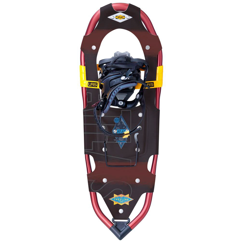 ATLAS Men's Treeline 25 Snowshoes - NONE