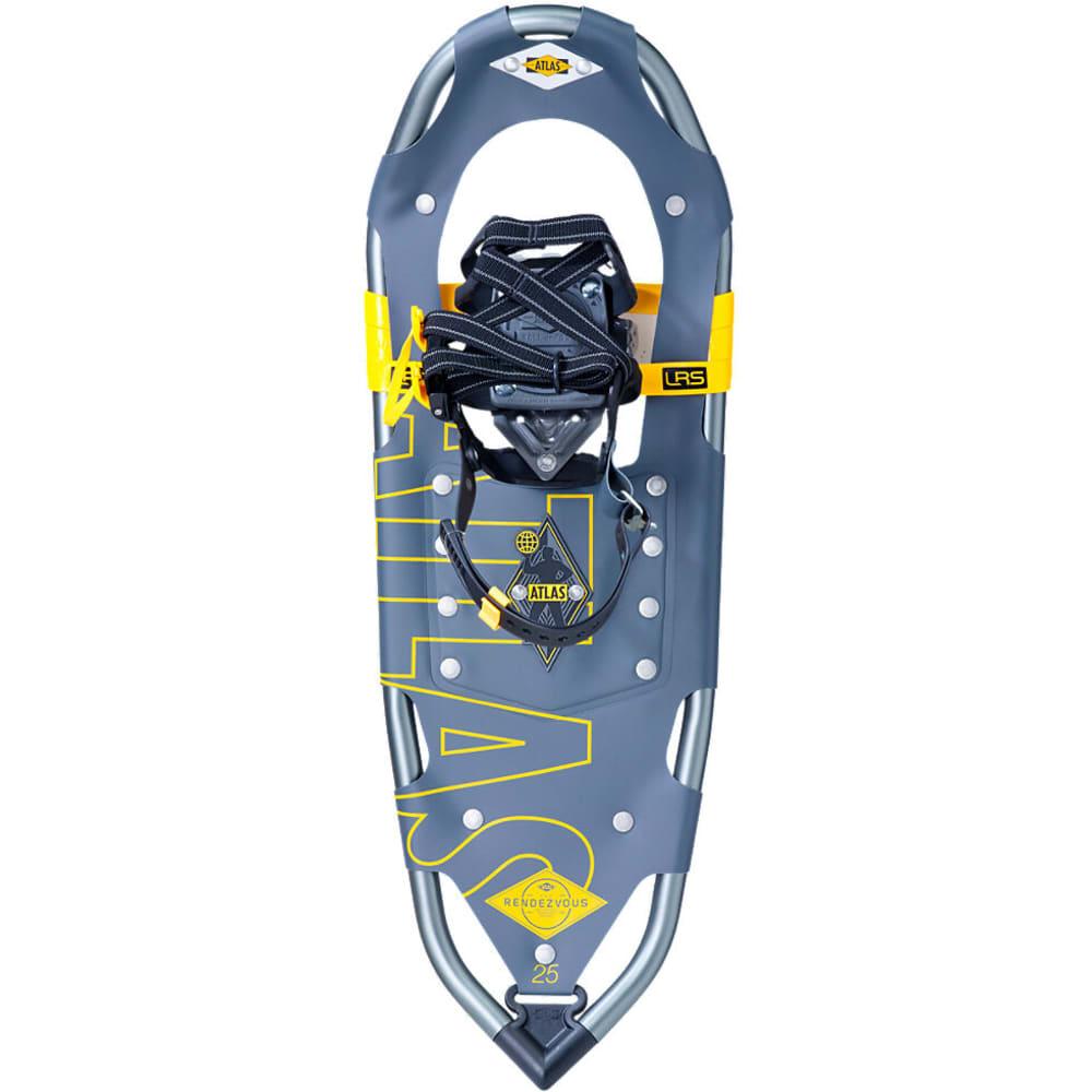 ATLAS Men's Rendezvous 25 Snowshoes - NONE