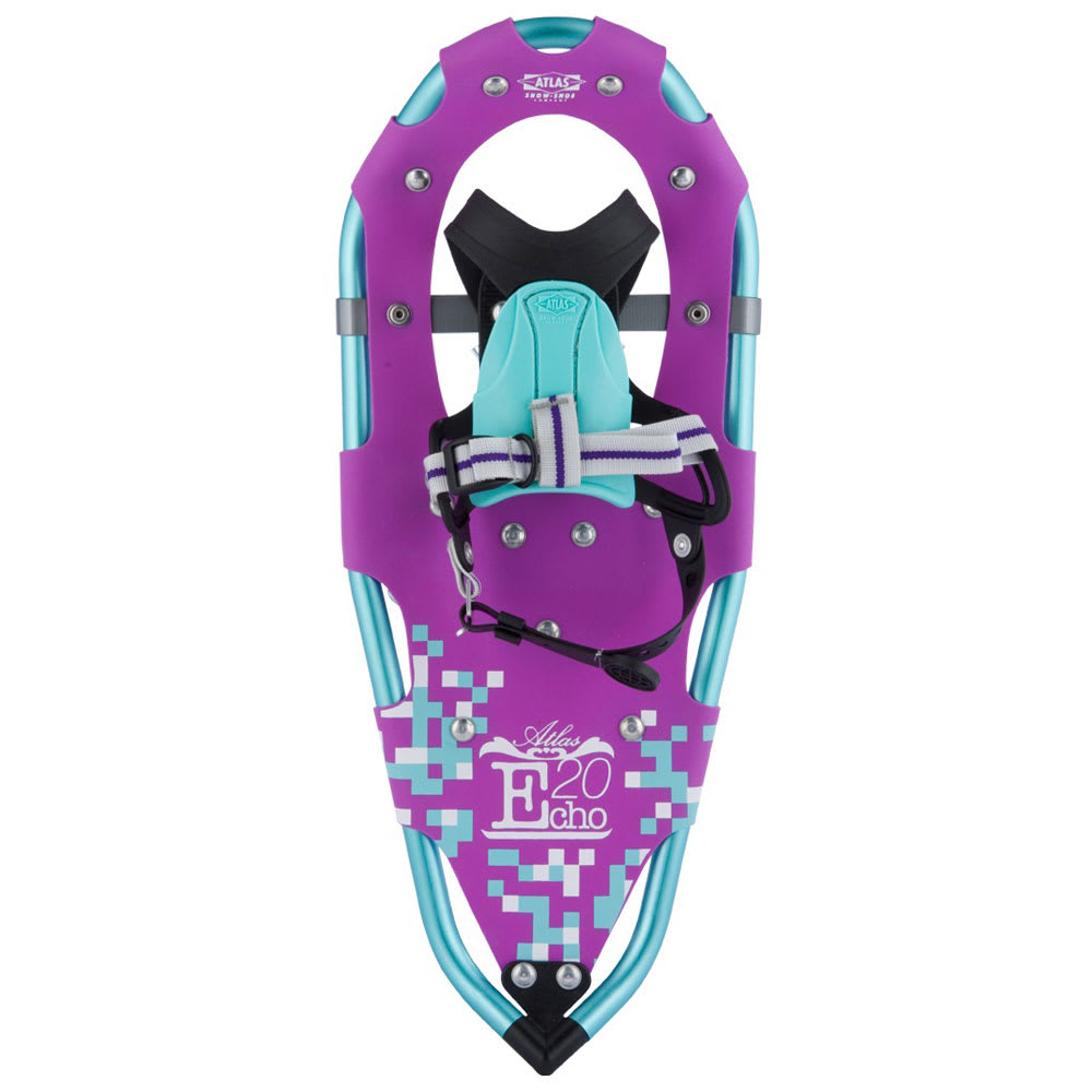 ATLAS Girls' Echo Snowshoes - NONE