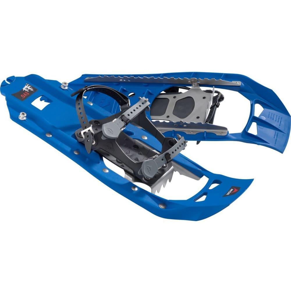 MSR Evo 22 Snowshoes, Blue - DARK BLUE