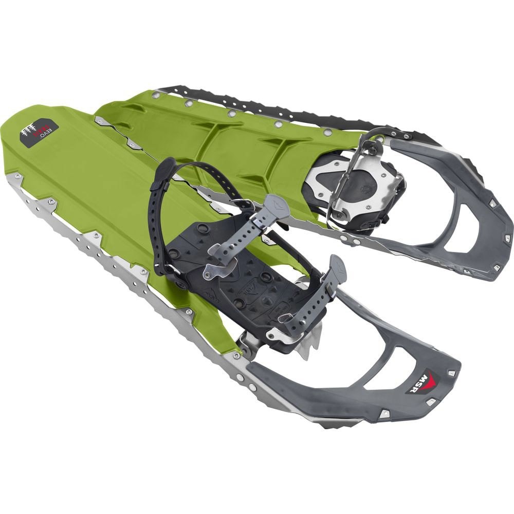 MSR Men's Revo Trail 25 Snowshoes  - RAVE GREEN